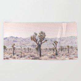 Joshua Tree Beach Towel