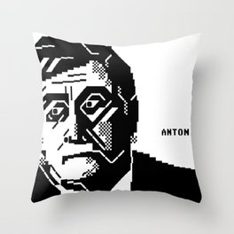 Antonio Throw Pillow