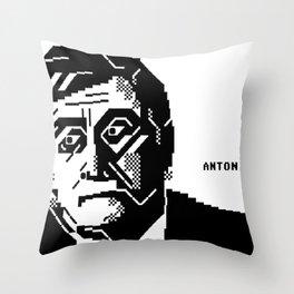 Antonio Throw Pillow