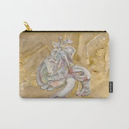 Ancient Bones Carry-All Pouch