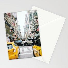 Manhattan, New York Stationery Cards