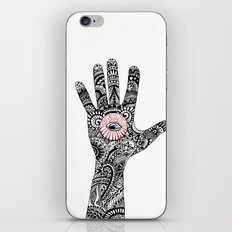 hand that feeds iPhone & iPod Skin