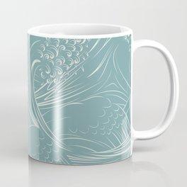 Waves no.01 Coffee Mug