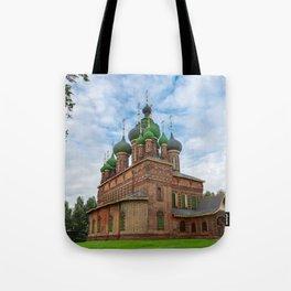 St. John the Baptist Church, Yaroslavl Tote Bag