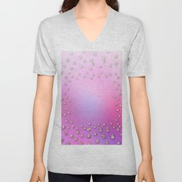 Lost in glam space Unisex V-Neck