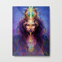 Hathor - Mother of Life Metal Print