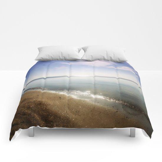 Ocean Glitter Comforters