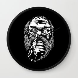 SOCRATES ERA VULGAR Wall Clock