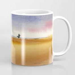 A House on the Hill Coffee Mug