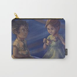 Winter and Selene Carry-All Pouch