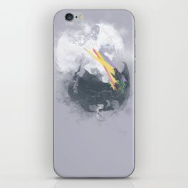 Clash of the sky Dragons iPhone Skin