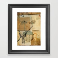 LOLITA : MAZE// Framed Art Print