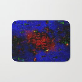 WHEN THE NIGHT COMES Bath Mat