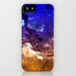 Spatial Magic iPhone Case