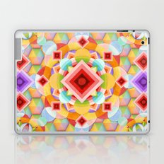 Harlequin Ombre Laptop & iPad Skin