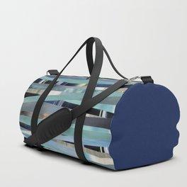 Sea(scapes)stripes Duffle Bag