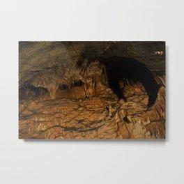 Carlsbad Caverns XIV Metal Print