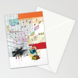 War Antheme Stationery Cards