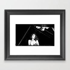 asc 655 - La pianiste (Romanian rhapsody) Framed Art Print