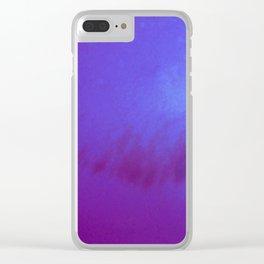 Té psico Clear iPhone Case