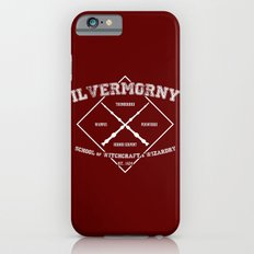 Ilvermorny School of Witchcraft & Wizardry Slim Case iPhone 6s