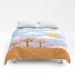 november Comforters