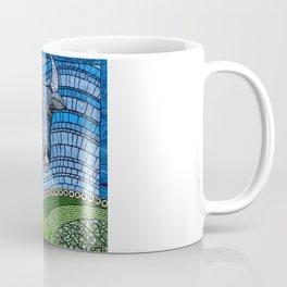 Le Taureau à Mille Fleurs Coffee Mug