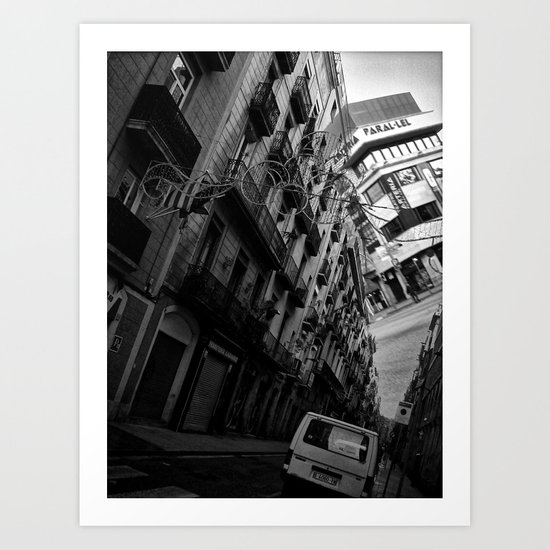 which ignore or encompass Art Print