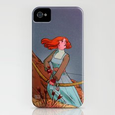 Something Wicked This Way Comes iPhone (4, 4s) Slim Case