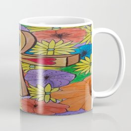 THE ANKH , ETERNAL LIFE , PEACE AND LOVE -2 Coffee Mug