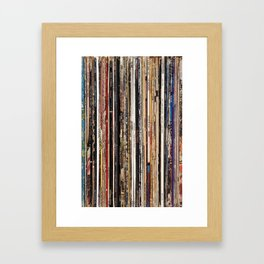 Jazz, Funk & Soul Framed Art Print