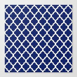 Moroccan XII Canvas Print