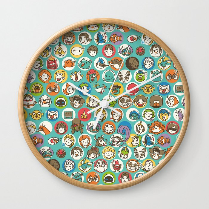 Have it all 2 Wall Clock