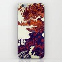 marijuana iPhone & iPod Skins featuring Legalise marijuana by CrazyWorld