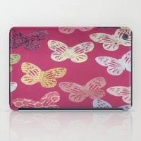 butterflies iPad Cases featuring Butterflies  by Sammycrafts