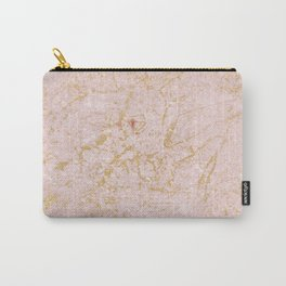 Farina Rosa en gold Carry-All Pouch