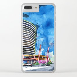 The Dunes - Vegas Classic Clear iPhone Case