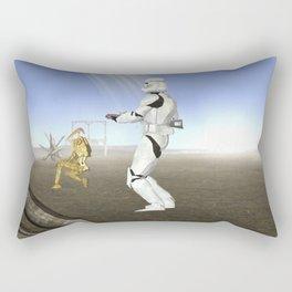 War stars: Collusion Rectangular Pillow