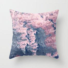 Ocean Air Throw Pillow