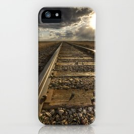 On the Rails iPhone Case