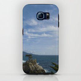 Lone Cypress iPhone Case