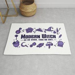 Modern Witch Do No Harm Rug