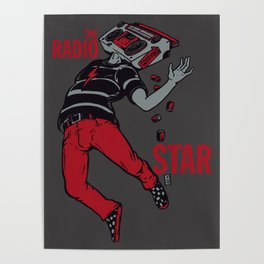 The Radio Star Poster