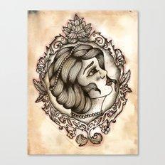 Oh Love Canvas Print