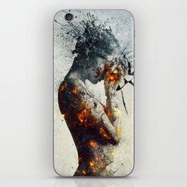 Deliberation iPhone Skin