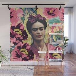 Frida Kahlo VII Wall Mural