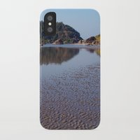 monkey island iPhone & iPod Cases featuring Across the Water to Monkey Island, Palolem by Serenity Photography