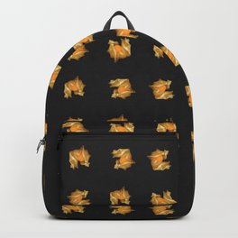 Floating Physalis Fruit Backpack