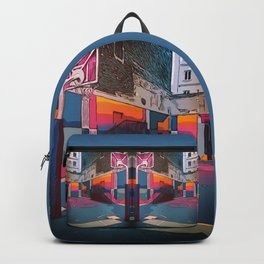 Play the game: Basketballcourt Backpack