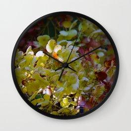 Moody  Wall Clock